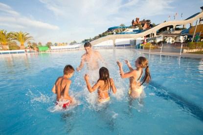 Badespaß Slide & Splash Wasserpark Algarve