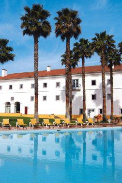 Pousada Convento de Beja Pool