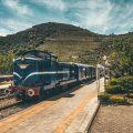 Zugreise durch das Dourotal mit Presidential Train
