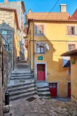 Kleine Gassen in Porto