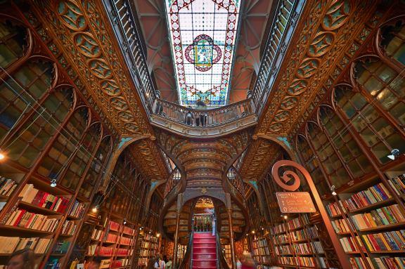 Lello Buchladen Porto