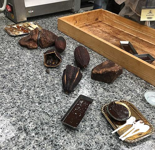 Schokoladenfabrik Modica