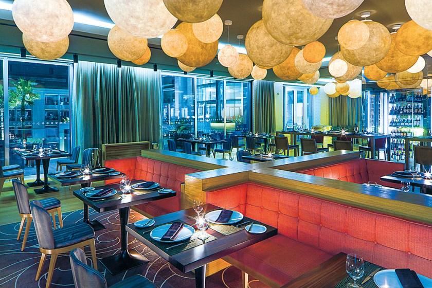 Hotel Conrad Algarve mit Restaurant Gusto