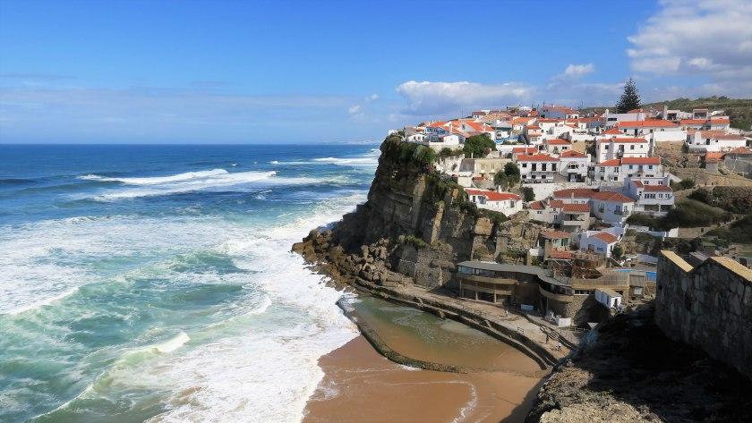 Küstenort Azenhas do Mar
