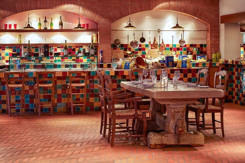 Restaurant im The Westin Resort Costa Navarino