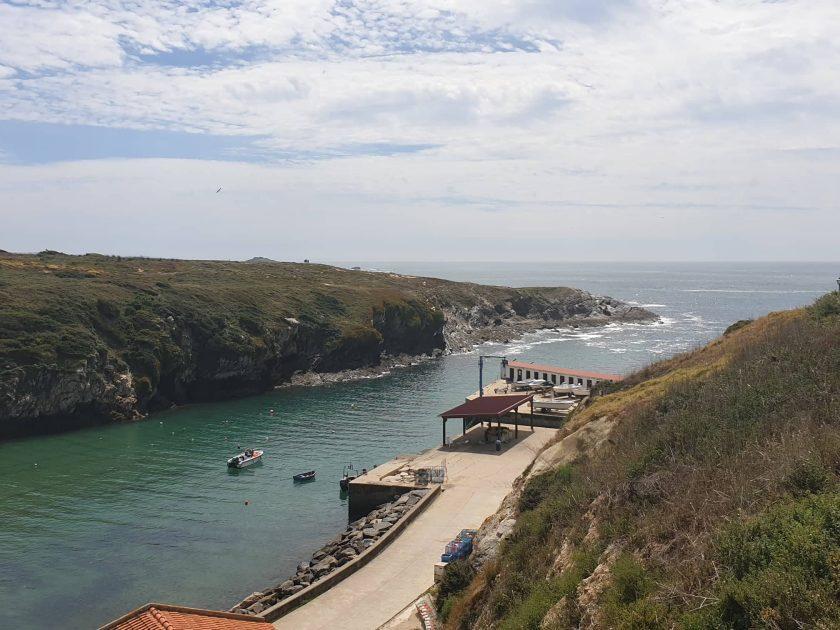 Fischerhafenbucht Porto Covo