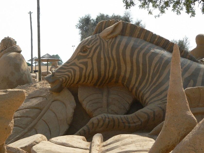 Zebra Sandcity