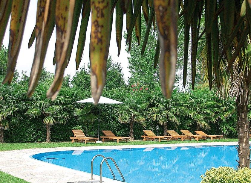 Villa Pace Park Hotel Bolognese Pool