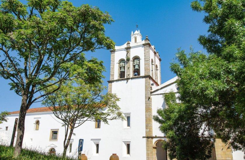 Fassade Pousada Convento Arraiolos