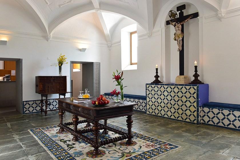 Rezeption Pousada Convento