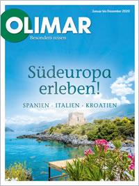 Katalog Südeuropa OLIMAR 2020