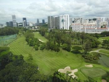 Golfplatz in Singapur