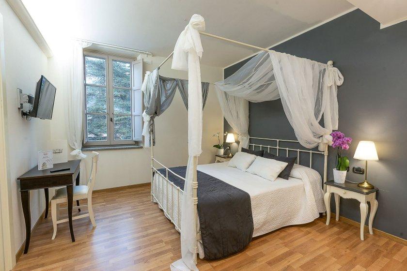 Romantikzimmer Grand Hotel Impero Spa