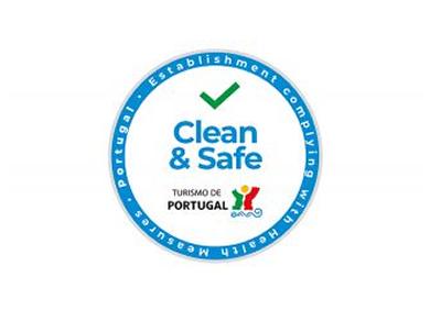 Siegel Clean & Safe Portugal