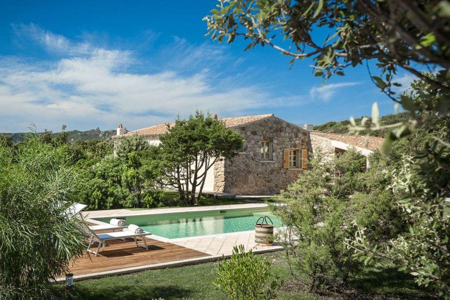 Sardinien Borgo Smeraldo Hotel & SPA Pool