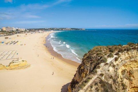Praia da Rocha an der Algarve - buchbar bei OLIMAR Reisen