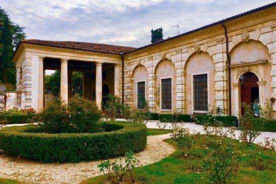 Italien Vicenza Villa Almarana