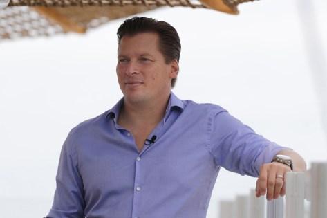 Pascal Zahn Geschäftsführer OLIMAR
