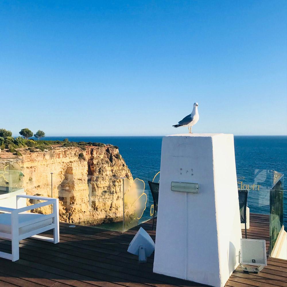 Algarve Hotel Tivoli Strandblick