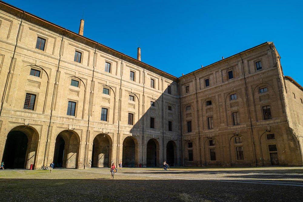 Parma Palazzo Pilotta