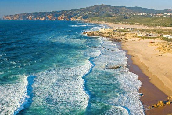 Lissabons Küste Praia do Guincho