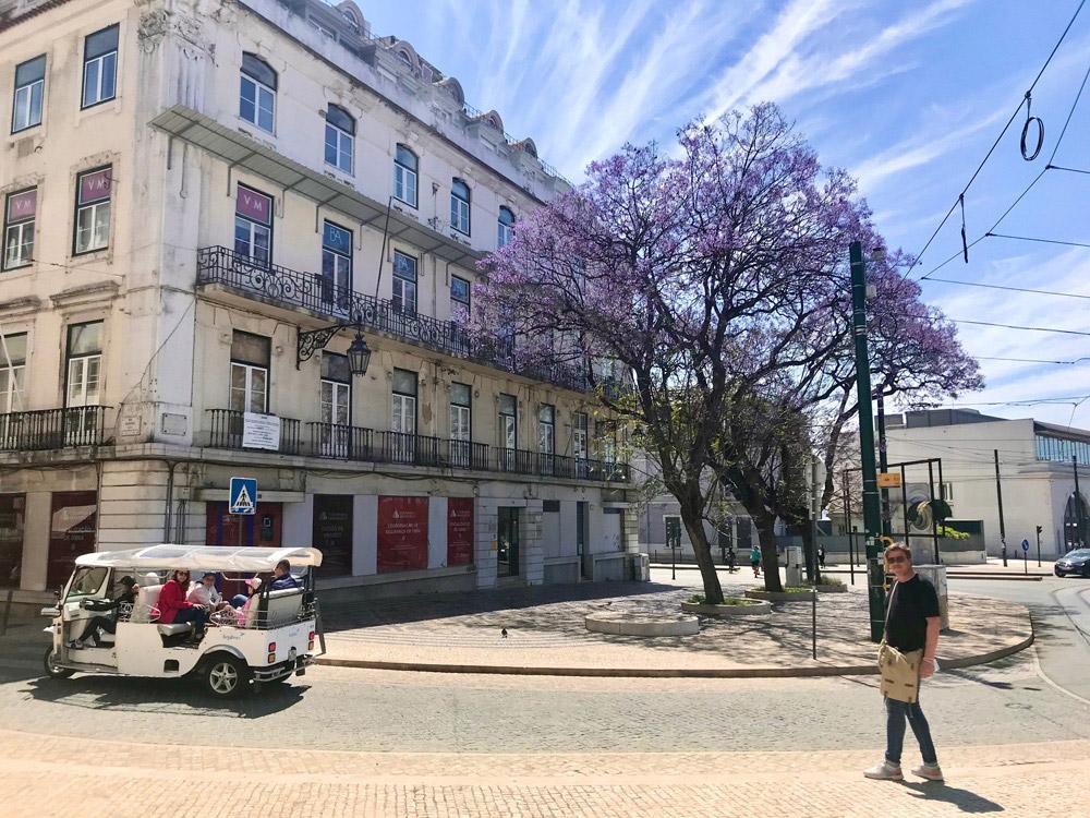 Lissabon Streetlife