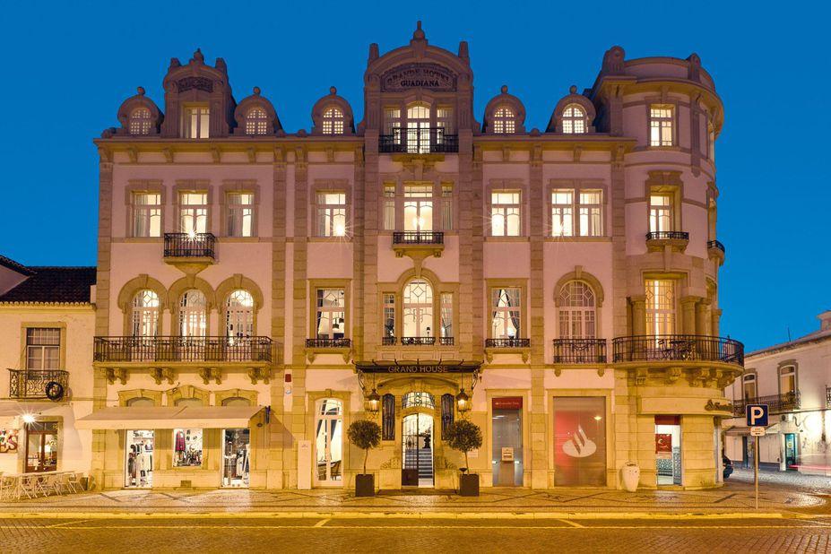 Grand House Algarve Fassade