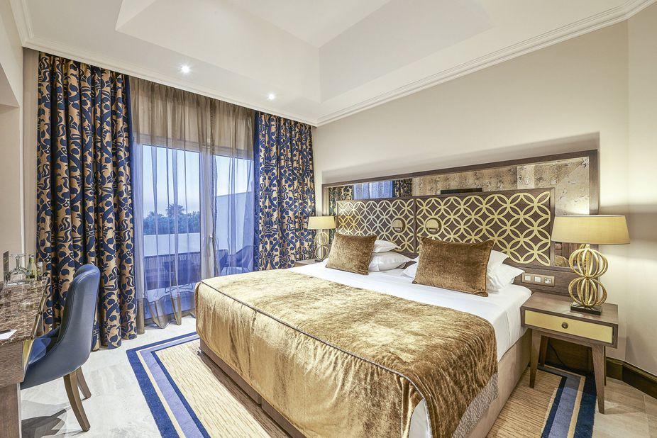Dona Filipa Hotel Zimmer
