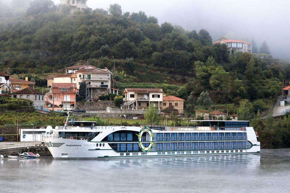 Flusskreuzfahrt Douro MS Andorinha