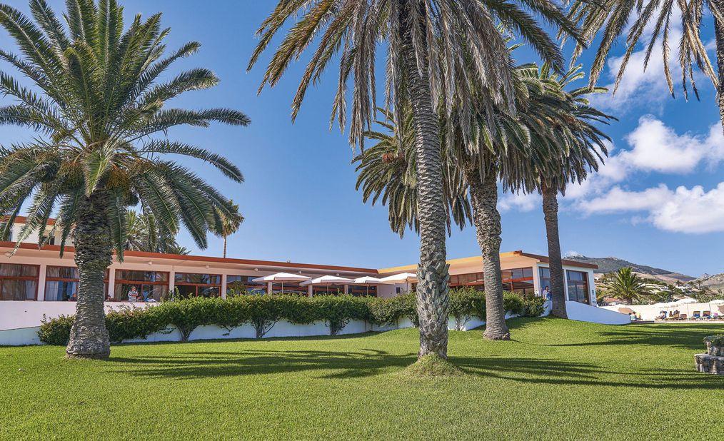 Porto Santo Hotel & Spa Garten
