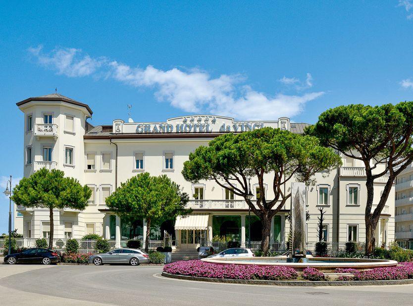 Grand Hotel Da Vinci Fassade