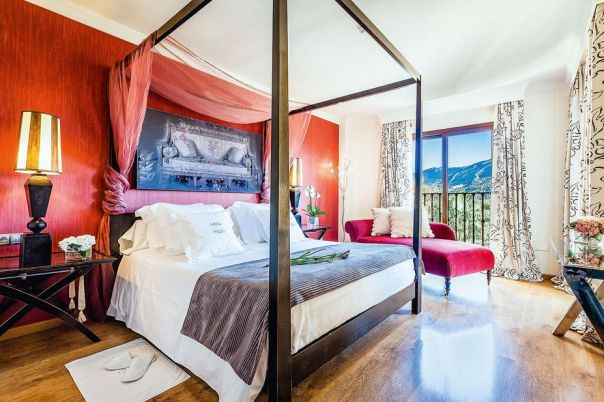 Hotel la Vinuela Junior Suite Comfort