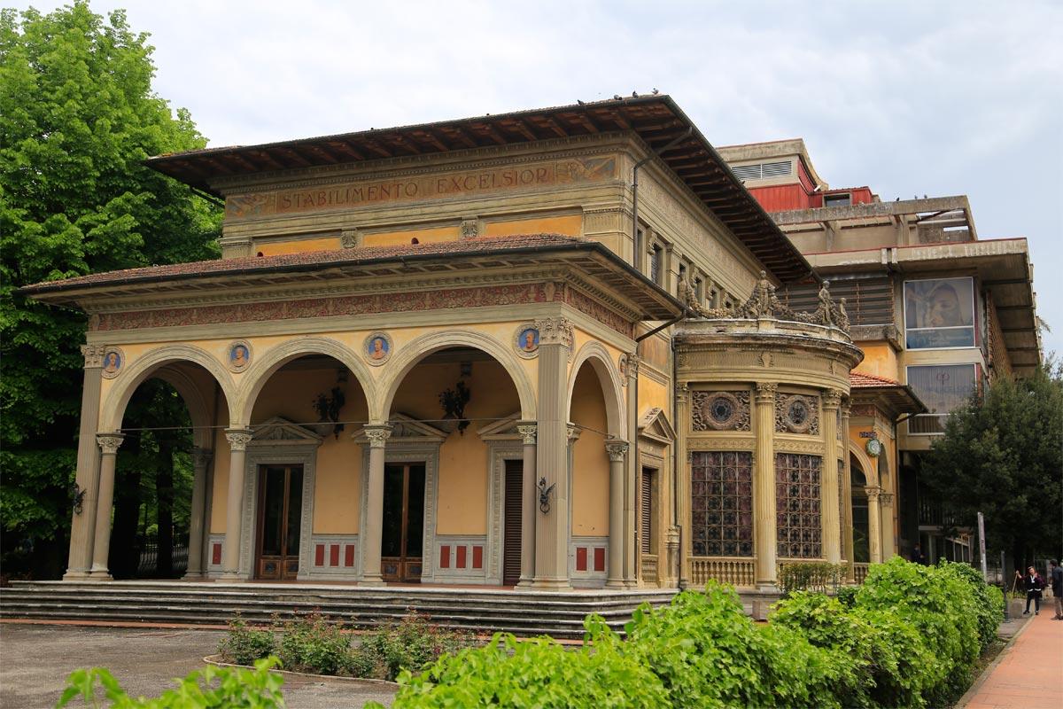 Montecatini Terme UNESCO