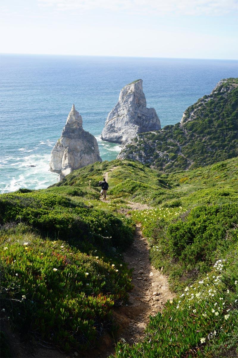 Praia da Ursa Panorama-Wandern