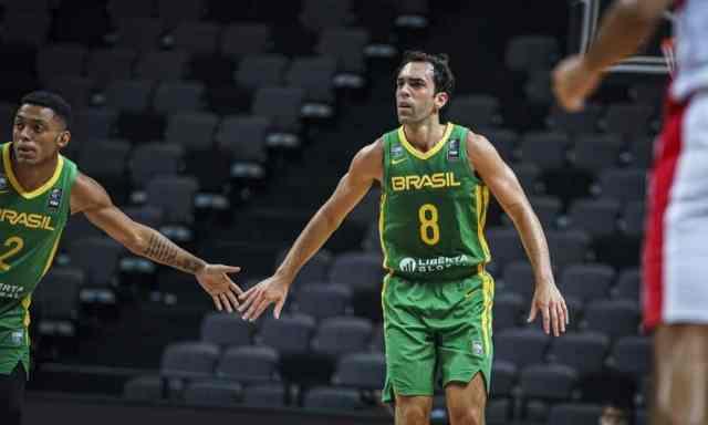 Brasil é melhor e vence a Tunísia no Pré-Olímpico de Split