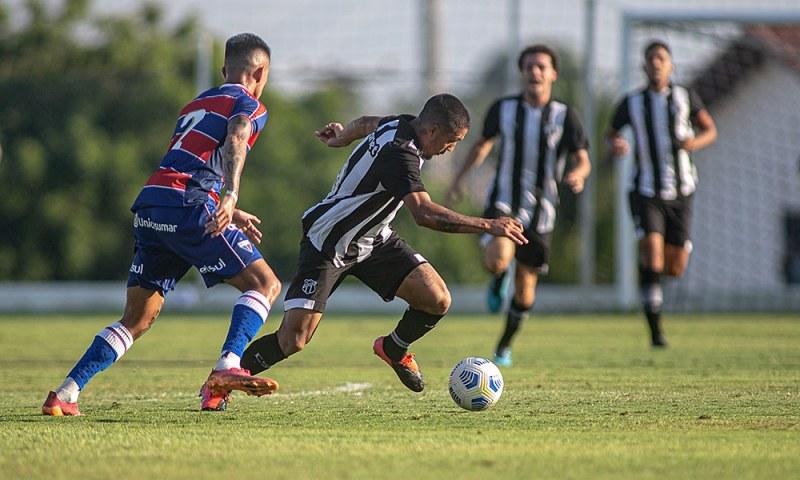 Ceará Fortaleza Campeonato Brasileiro de aspirantes final Grêmio