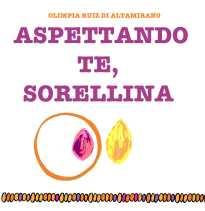 Copertina Aspettando te sorellina - Libro per bambini
