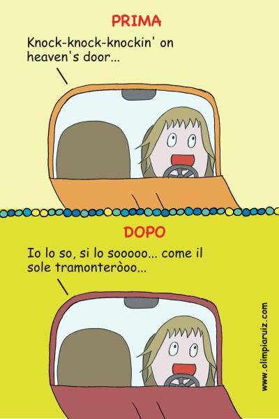 Vignette sulla vita in famiglia - I miei problemi con Frozen