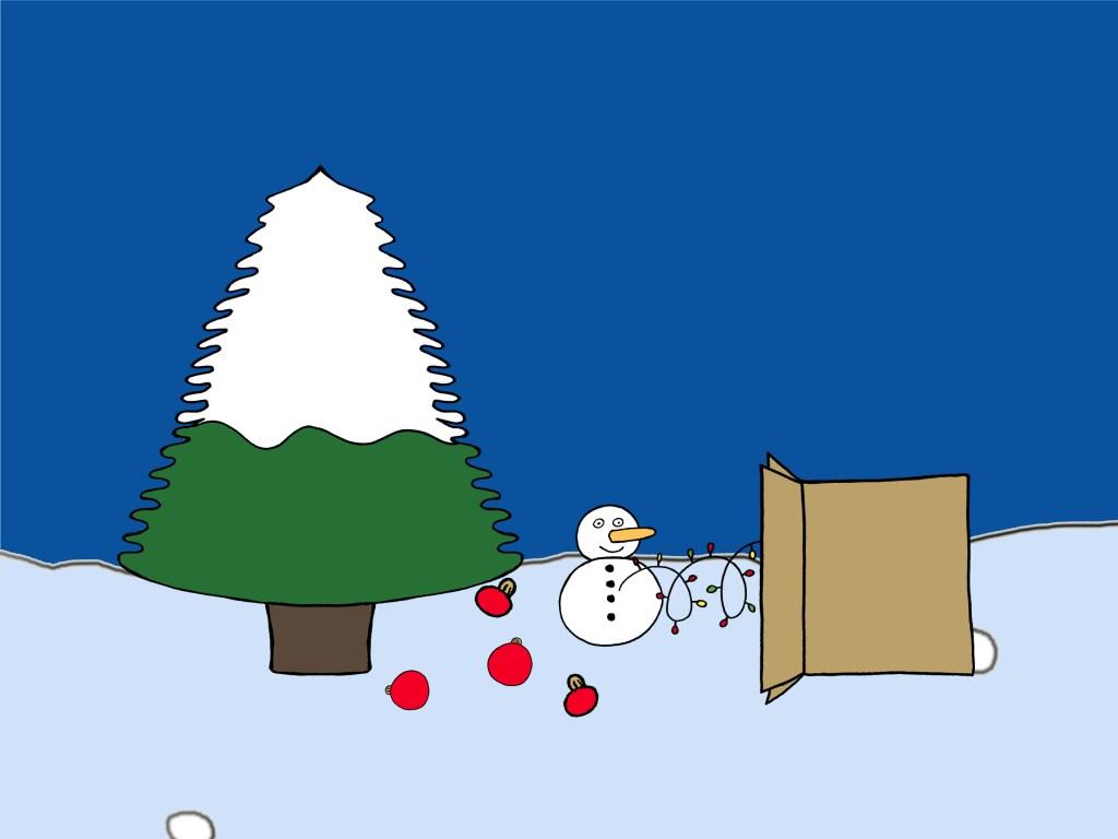 Immagini Natale 1024x768.Chi Fa L Albero Di Natale Olimpia Ruiz Di Altamirano