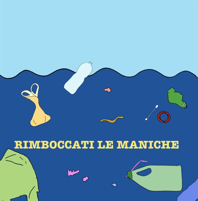 SOS Plastica Aiuta il mare in questo libro