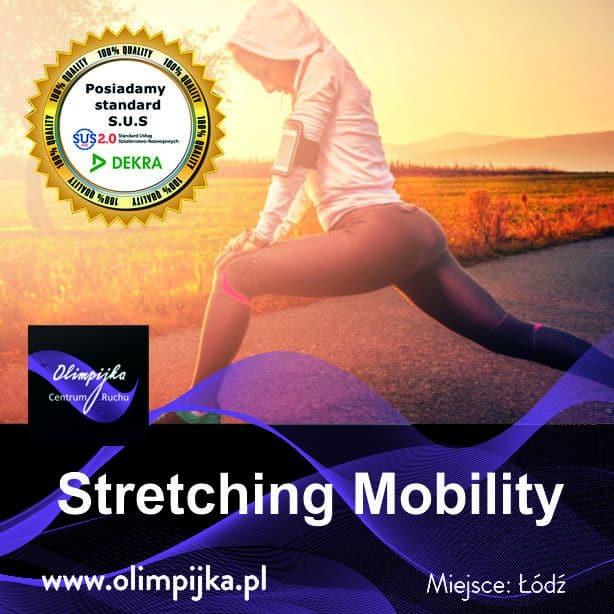 Stretching z mobilizacją 26.06.2021r.