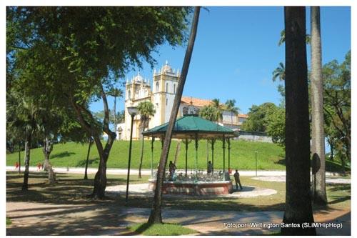 Coreto da Praça da Abolição (Preguiça) - Foto: Wellington Santos