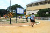 Reforma na Vila Olímpica de Rio Doce. Fotos: Monique Veloso/Pref.Olinda