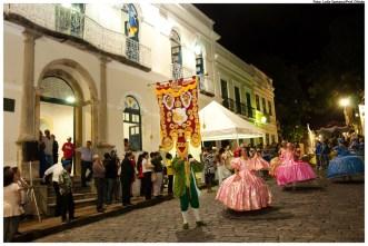 Dia Estadual do Maracatu. Foto: Laila Santana/Pref.Olinda