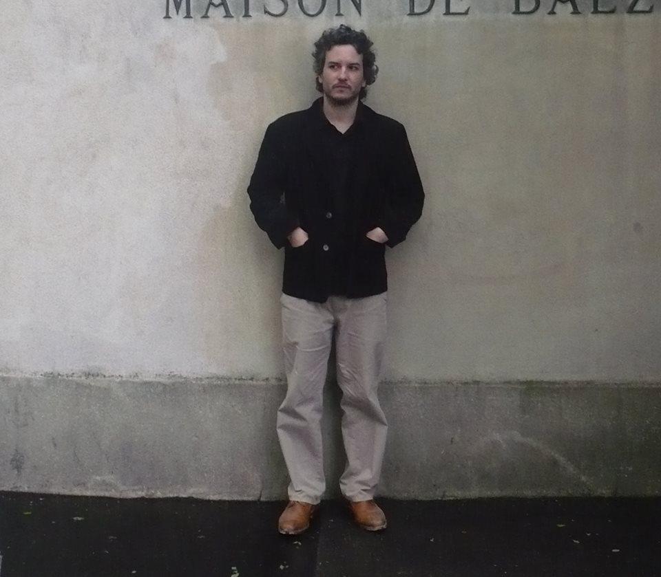 André de Sena - Foto: Fliporto 2014