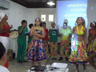 Seminário para gestores escolares. Foto: Secretaria de Educação de Olinda