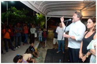 Inauguração da Miniárea de Lazer. Foto: Diego Galba/Pref.Olinda