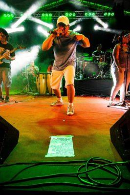 Banda Etnia, de Olinda. Foto: Sasquaravana/Divulgação