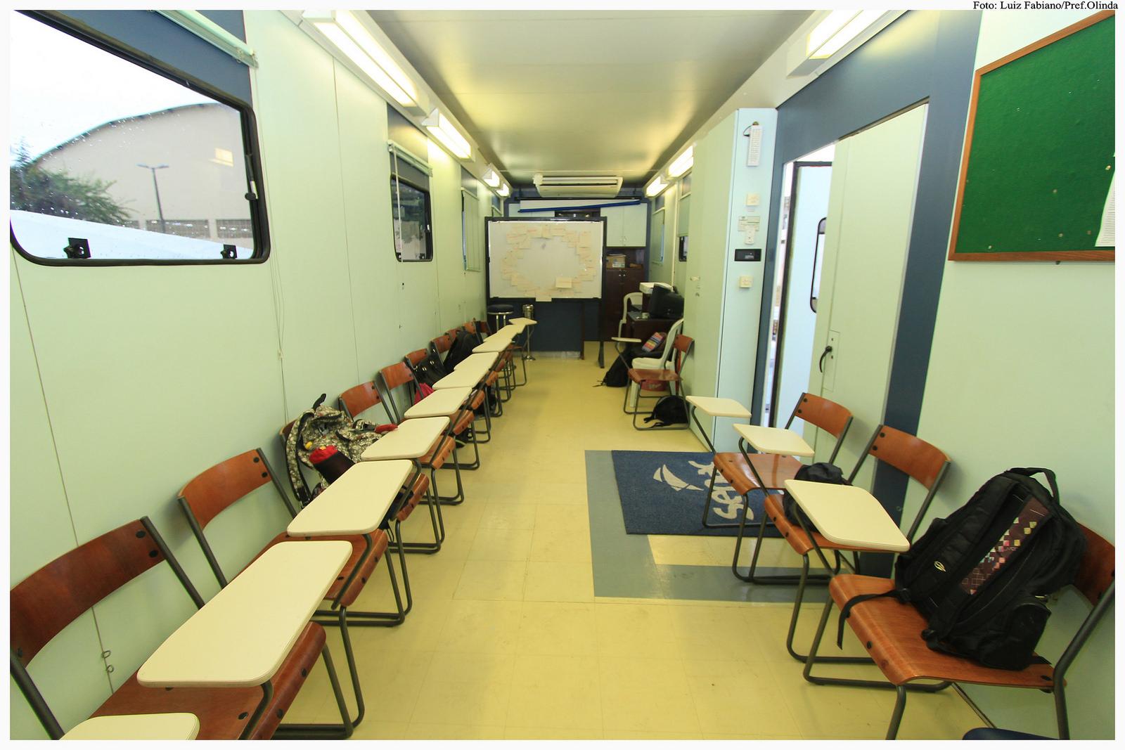 Prefeitura e SENAC assinam convênio para cursos profissionalizantes gratuitos em Olinda. Foto: Luiz Fabiano/Pref.Olinda