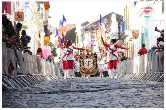 Primeiro Grito de Republica em Olinda. Foto: Luiz Fabiano/Pref.Olinda